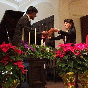 2014年 クリスマスの夕べ開催