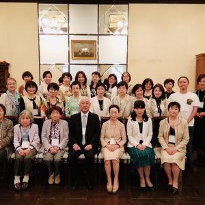 福岡のいばら会総会、懇親会 5月19日