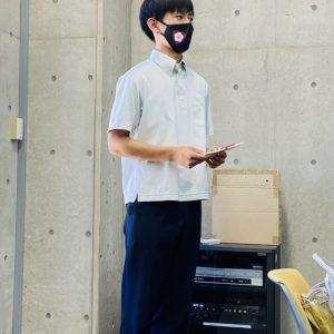 少林寺拳法部の森本君が優勝!